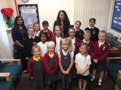 School Council, Eco and Africa Committees 2017-2018a